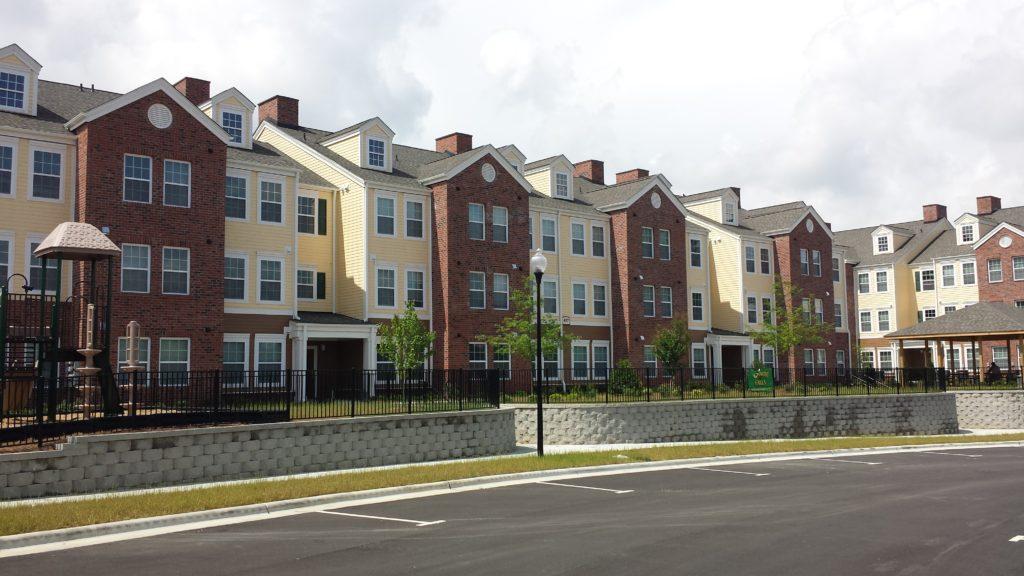 Granite Falls Apartments